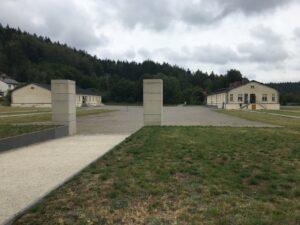 KZ Flossenbürg Eingang