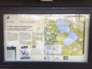 Reiseblog Maasduinen Schautafel