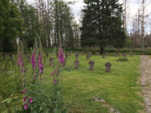 Reiseblog - Harz - Soldatenfriedhof