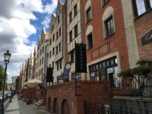 Reiseblog Altstadt Elbing