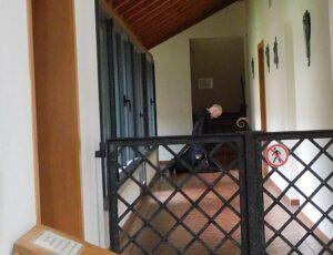 Reiseblog - DbdK - Mönch betet