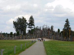 Reiseblog - DbdK - Weg zum Hügel