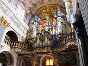 Reiseblog - Heilige Linde - Orgel