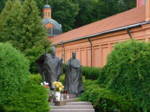 Reiseblog - Heilige Linde - Papst