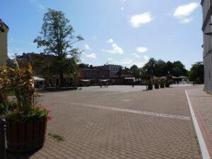 Reiseblog - Lettland - Cesis Markt