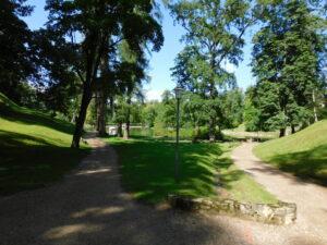 Reiseblog - Lettland - Cesis Park 1