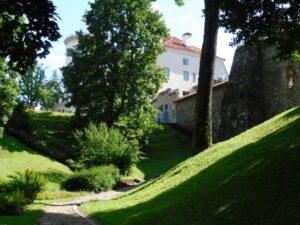 Reiseblog - Lettland - Cesis Park 2