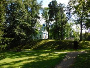 Reiseblog - Lettland - Cesis Park