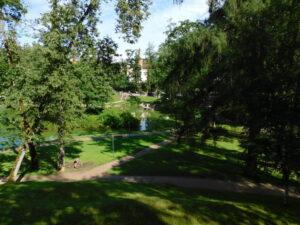 Reiseblog - Lettland - Cesis Park 4