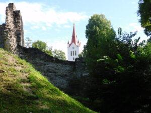 Reiseblog - Lettland - Cesis Park 5