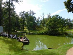Reiseblog - Lettland - Cesis Park 6