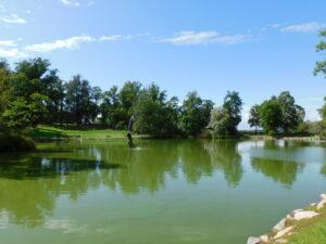 Reiseblog - Lettland - Cesis Park 7