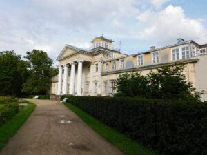 Reiseblog - Lettland - Grimulda Herrenhaus