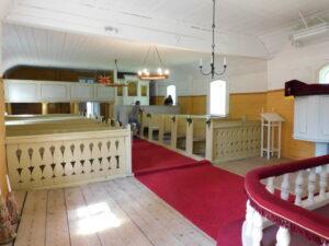 Reiseblog - Lettland - Holzkirche