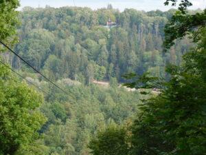 Reiseblog - Lettland - Seilbahn Grimulda