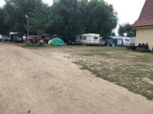 Reiseblog Schrecklicher Campingplatz Rowy