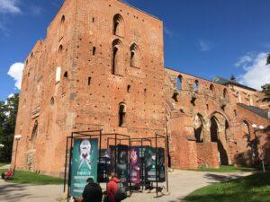 Reiseblog - Tartu -Dom 1