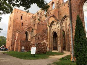 Reiseblog - Tartu - Dom 4