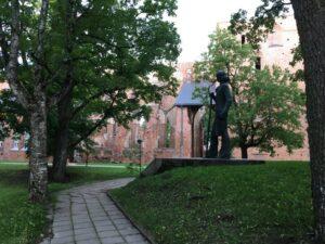Reiseblog - Tartu -Park um Dom