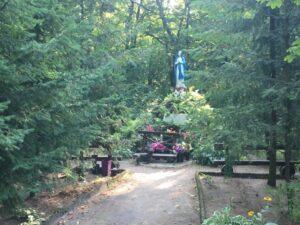 Reiseblog - Schloss Tarce - Madonna