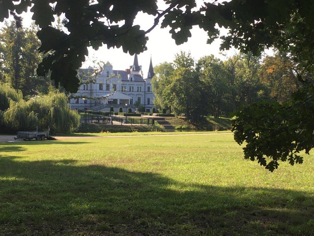 Reiseblog - Schloss Tarce - Schloss Titel
