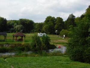Reiseblog - Stary Dworek -Stellplatz 2