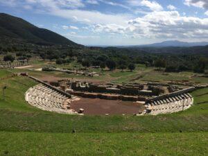 Amphitheater von Messena