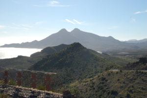 Asussichtspunkt im Cabo de Gata