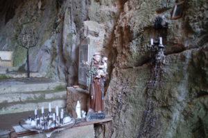 Galamus in der Felsenkirche