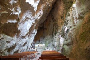 Die Kapelle in der Eremitage
