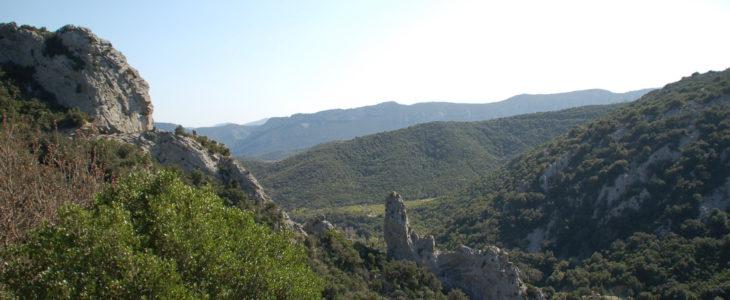 Die Gorges de Galamus