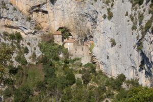 Die Eremitage mit Felsenkirche