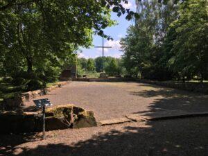 Ruine der Kirche Himmelpforten