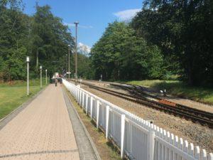 Der Bahhof Heiligendamm