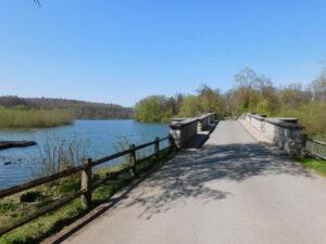 Brücke über MTS