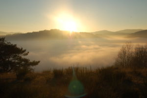 Reiseblog: Nebel im Tal 4