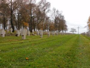 Soldatenfriedhof Bourbon