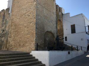 Stadtmauer Vejer