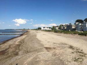 Der Ostseestrand bei Heiligendamm