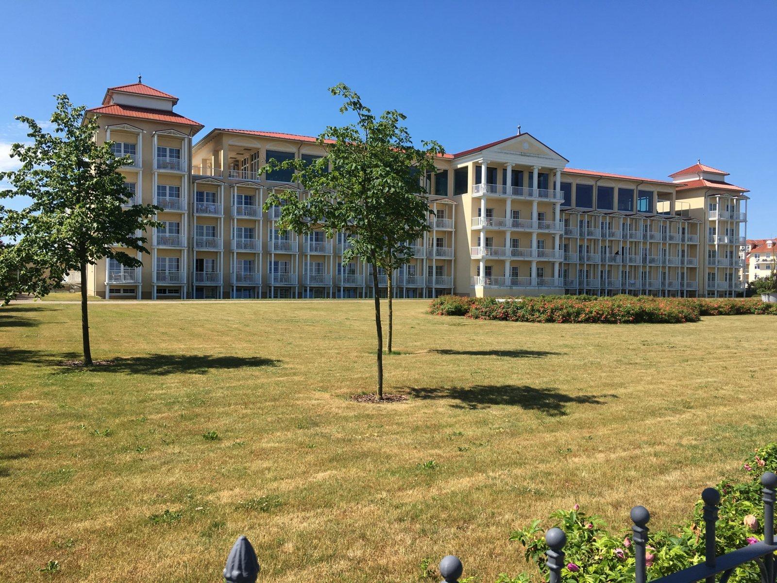 Strandhotel in Kühlungsborn