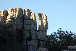 Kalksteingfelsen