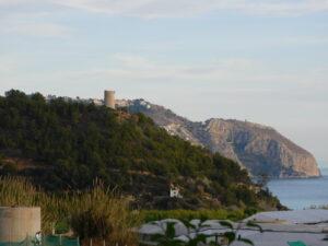 Das Wanderziel: Torre de Maro