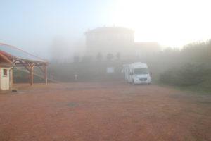 Reiseblog: Womo im Nebel